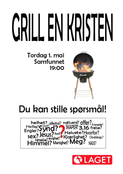 Grill en kristen 2014